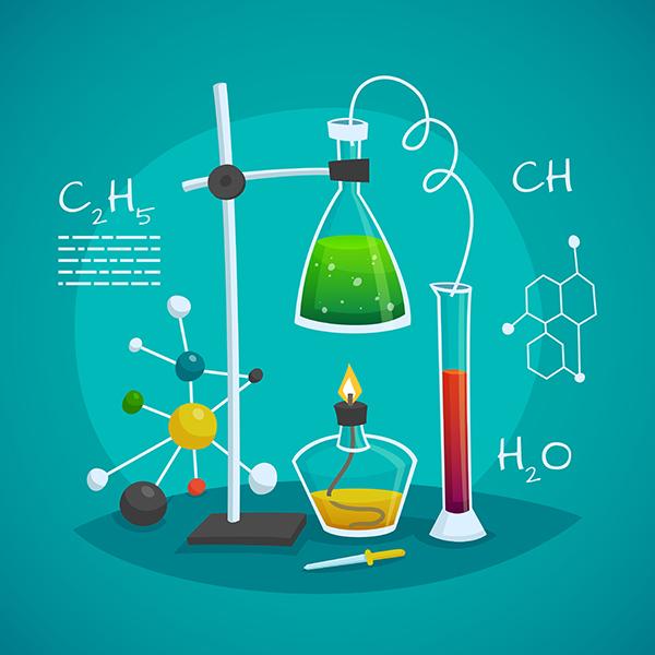 Химия - Летен Курс 2021